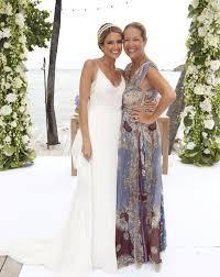 calvin klein wedding dresses helena bordon escoge un sencillo pero maravilloso vestido firmado