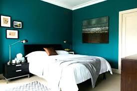 accessoires chambre chambre bleu canard et jaune moutarde peinture associations ou