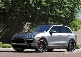 porsche cayenne black wheels 2012 porsche cayenne with 22 gianelle yerevan in matte black