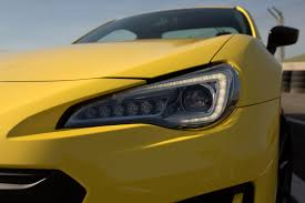 subaru brz series yellow not quiet the special edition we were