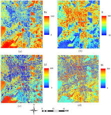 Suzhou China Map by Ijgi Free Full Text An Assessment Of Urban Surface Energy