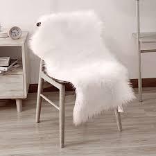 Tapis Fausse Peau by Tapis Faux En Peau De Mouton Livebox Soft Soft Fluffy Tapis Large