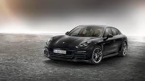 Porsche Panamera Diesel - special edition for panamera