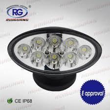 led driving lights automotive ece r112 ip68 ce rohs 24w oval led driving light led work light led