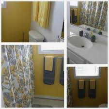 yellow and gray bathroom ideas gray and yellow bathroom ideas beautiful black and white bathroom