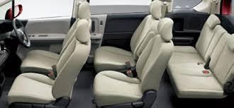 honda 7 seater car car rental honda freed 7 seater in pattaya