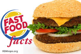 fast food facts renal support network