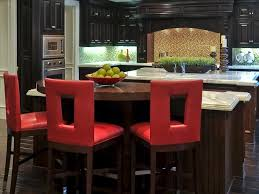 black oak kitchen cabinets bar stools exquisite wood kitchen plus red together with red