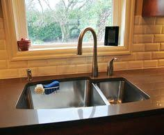 Blanco Silgranit II Sink With Drainboard Kitchen Ideas - Double sink kitchen