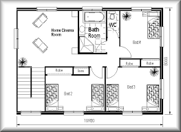 small cottage designs and floor plans houses plans michigan home design