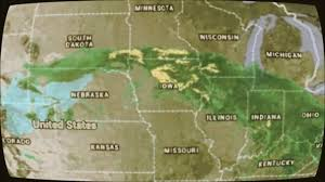 Weather Radar Map United States by 042016 Weather Radar Time Lapse Midwest Zoom Old Tv Set Fx Youtube