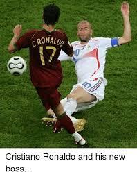 Cristiano Ronaldo Meme - crona cristiano ronaldo and his new boss cristiano ronaldo meme