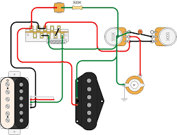 tele 4 way with humbucker neck question for placing 270k resistor