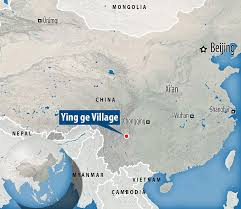 Flybe Route Map by Chinese Villagers Rely On Iron Cage To Cross River On Their Daily