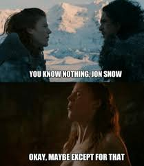You Know Nothing Meme - you know nothing of these jon snow memes 25 photos thechive
