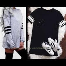 New Kit 2 Camiseta Feminina Tumblr Style Roupa Estilo Swag Moda - R  @UA22