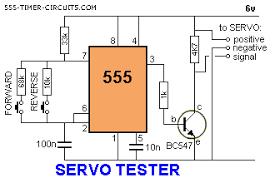 robotech maker 555 timer ic circuit