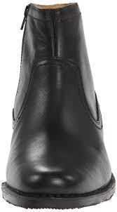 mens leather motorcycle boots for sale sebago beacon boot brown oiled sebago men u0027s metro zip boot chukka