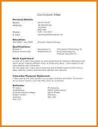 how to write resume experience 5 work experience in cv tutor resumed work experience in cv how to write a resume experience image examples for work format png