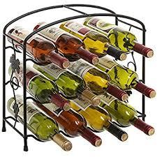 sorbus wine rack stand sorbus 3 tier stackable wine rack classic style wine