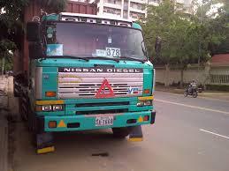 nissan truck diesel file nissan cw 340 diesel truck 1 cambodge jpg wikimedia commons