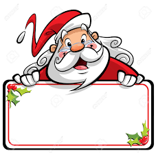 coloring breathtaking smiling santa claus 16115948 sourire