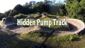 i built a pump track youtube