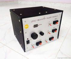 High Voltage Bench Power Supply - diy bench supply bench arduino and electronics projects