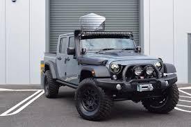 jeep wrangler mountain bike used 2017 jeep wrangler 3 6 black mountain rubicon double cab pick