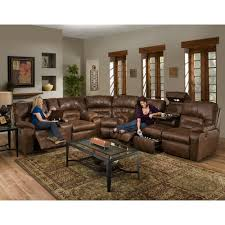 3 piece recliner sofa set dakota collection