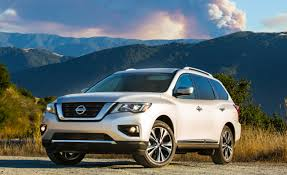 nissan pathfinder dimensions 2014 2017 nissan pathfinder first drive u2013 review u2013 car and driver