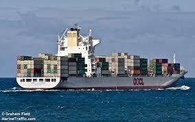 bureau change le havre vessel details for oocl le havre container ship imo 9404857
