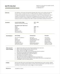 Accounting Assistant Resume Samples by 22 Modern Fresher Resume Templates Free U0026 Premium Templates