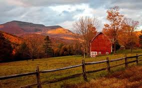 places fall foliage united states travel