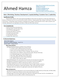 Sample Resume Sales Representative by Resume Sales Electrical Products