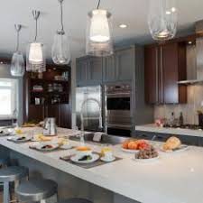 gray midcentury modern eat in kitchen photos hgtv