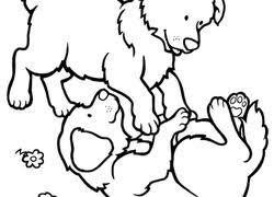 puppy coloring pages u0026 printables education