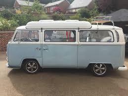 volkswagen type 2 vw type 2 t2 rhd early bay dormobile camper van with porsche