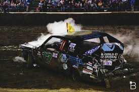 meet some of the monster jam drivers funtastic life rack and ruin the grace and violence of a demolition derby