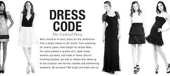 Dress Code For A Cocktail Party - dress code cocktail party party dresses dressesss