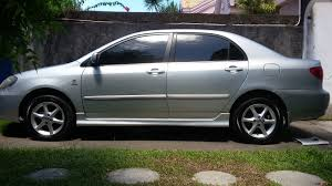 toyota corolla 2003 car for sale camarines norte tsikot com