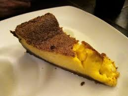 Tyler Florence Cheesecake Osteria Delle Tre Panche U2013 Florence Italy The Good Eater