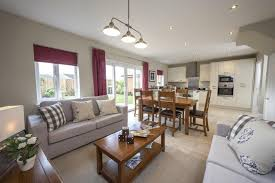 Grosvenor Kitchen Design by Ferrers Park New 3 4 U0026 5 Bedroom Homes In Lechlade Redrow