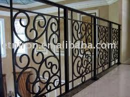 decorative wrought iron iron