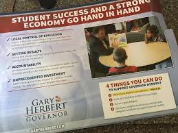 governor herbert u0027s outrageous claim utahns against common core