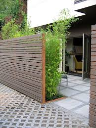 Best  Fence Ideas On Pinterest Backyard Fences Fencing And - Backyard fence design