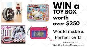 little tikes tire twister lights one lucky canadian reader will win a toy box worth over 250 the