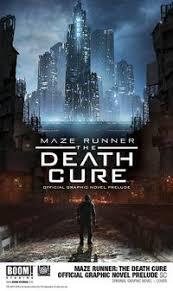Maze Runner Maze Runner The Cure Fandango