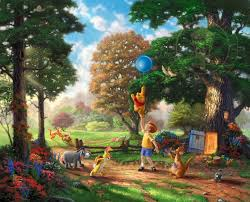 fantasy autumn wallpaper winnie the pooh fall wallpaper the wallpaper