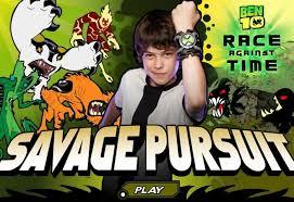 ben 10 ben ten savage pursuit game boys games games loon